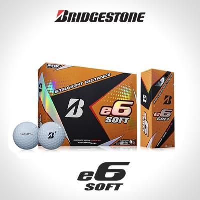 브리지스톤 골프공 E6 1dz(12알)