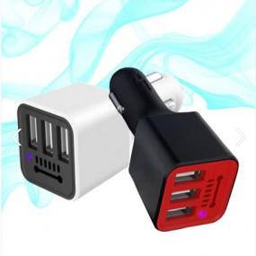 어바인 프라즈마 차량공기청정기 USB 고속 충전기 이미지