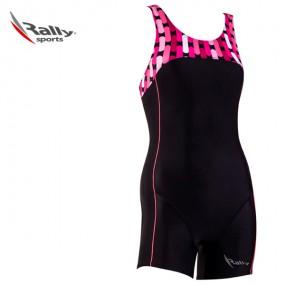 [랠리] 여성수영복 아쿠아로빅 ESLH445 PNK 이미지