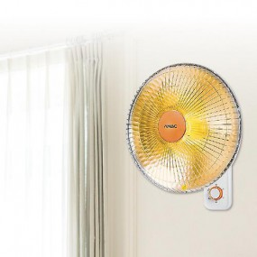[전자랜드] 아낙 전열기기 벽걸이 할로겐 히터 선풍기형 FJH-1316HCS 이미지