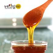 [정월대보름] [한국양봉농협 도자기 生꿀 2kg] 이미지