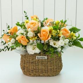 [꽃바구니]그댈 닮은 꽃 이미지