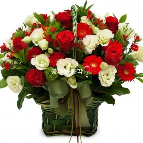 [꽃바구니]꽃행복 170호 이미지