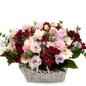 [꽃바구니]꽃향기 가득 이미지