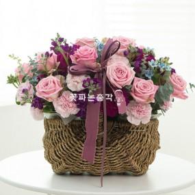 [꽃바구니]당신의 꽃 이미지