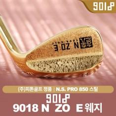 피톤골프 스튜디오  인디 오더 한정판  N  ZO  E  PURE GOLD 웨지 이미지
