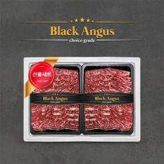 [선물세트]블랙앵거스 초이스 LA갈비 1.6kg+1.6kg 이미지