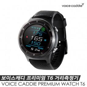 [보이스캐디] T6 GPS 시계형 골프 거리측정기 이미지