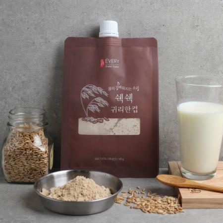 전북 정읍시 손주호님의 국산 귀리 100% 에브리 쉑쉑 귀리한컵 쉐이크(파우치형) 10포 外 택1 이미지