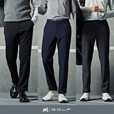 [밀레골프] 남성 본딩 기모 사이드밴딩팬츠 3컬러 택1 WMELFJ01-03 이미지