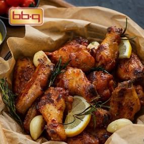 [아자마트][BBQ] 매콤달콤 구운 닭날개 640g 이미지