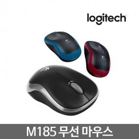 로지텍 M185  무선 마우스(Wireless Mouse)_(로지텍 정품/정식AS 가능) 이미지