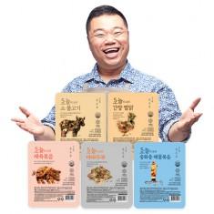[옥주부] 옥주부의 오늘의요리 15팩 (제육볶음, 소불고기, 간장찜닭, 해물볶음, 마파두부) 이미지