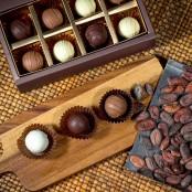 ♥본정초콜릿의 36.5˚C 사랑이야기♥ [본정] 트러플 초콜릿 (상자2호) 이미지