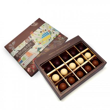 ♥본정초콜릿의 36.5˚C 사랑이야기♥ [본정] 트러플 초콜릿 (상자3호) 이미지