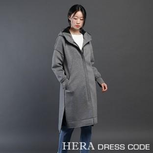 [보니스팍스] HERA DRESS CODE 네오프렌 후드 점퍼 이미지