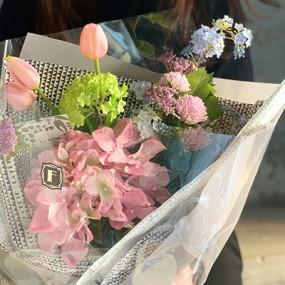 [LAFETE FLOWER] 꽃다발  D 이미지
