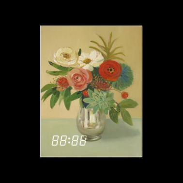 [WALL CLOCK] Mint Mercury 명화 벽시계 이미지