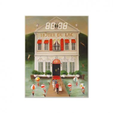[WALL CLOCK] HotelDuLac 명화 벽시계 이미지