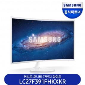 삼성전자 C27F391 27인치 광시야각 커브드 LED 모니터 이미지
