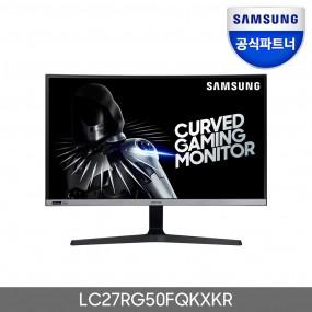 삼성전자 C27RG50 27인치 240Hz 게이밍 커브드 LED 모니터 이미지