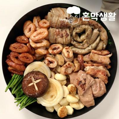 [혼막생활] 불곱창/막창/대창/오돌뼈/껍데기 外 프리미엄 야식 골라담기