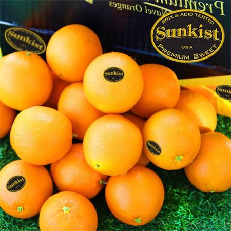 썬키스트 네이블 블랙라벨 오렌지 고당도 42과 (12BRIX이상/개당 150g내외)