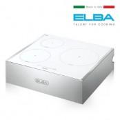 ELBA  3구 인덕션 전기레인지 프리스탠딩 (스탠딩장 15cm) 45-003 I WH_설치비 별도 이미지
