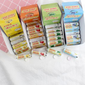 에너덱스 포도당 캔디 [레몬,딸기,블루베리,민트] 이미지