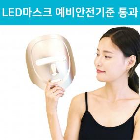 [홈뷰티 특가] ★N사 리뷰 평점 1위!★ 주름진 피부 그져 지켜만 볼건가요 _  에코페이스 LED마스크 이미지