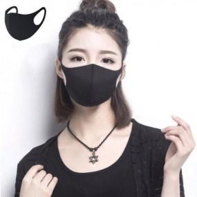 [패션마스크][중국산][1매] 3D 연예인 마스크_주문수량에 따라 향균마스크케이스증정! 이미지