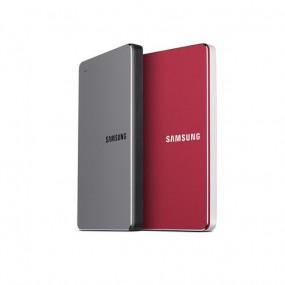 삼성전자 정품 Y3 외장하드 1TB 스모키그레이,오로라레드 A/S 3년 이미지