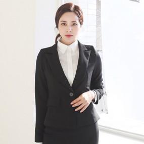 [더웨이나인] 고급형 여성정장자켓 여자 오피스룩 재킷 이미지