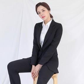 [더웨이나인] 비키 여성정장자켓 여자 오피스룩 재킷 이미지