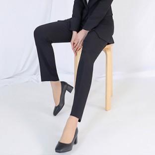 [지팔자] 더웨이나인 잘 만든 기본 여성 정장 팬츠 아자몰 단독 특가! 한정수량!! 이미지