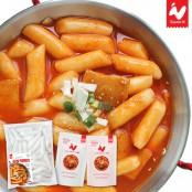 마성의 양념 소스앤 떡볶이소스 50g 3봉+쌀떡 500g 3봉 이미지