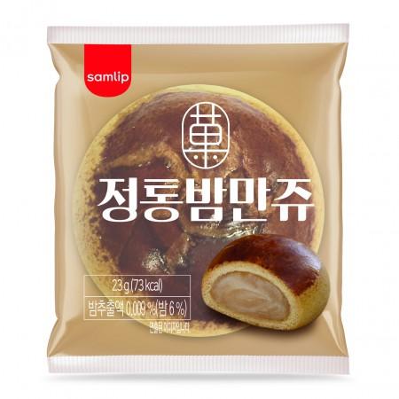 [SPC 삼립] 정통밤만쥬 BOX (50입)