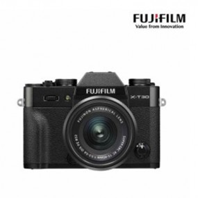 [후지필름] 후지필름 X-T30 XF 18-55 kit 카메라 렌즈 포함가 이미지