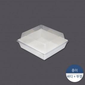 [패킹콩] 백색샌드위치-정사각 5개/100개 이미지
