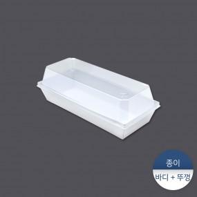 [패킹콩] 백색샌드위치-직사각 5개/100개 이미지