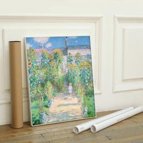 클로드 모네(Claude Monet) 울트라슬림액자 10종 이미지