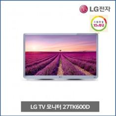 [으뜸가전_10%환급신청가능] [LG전자] 27인치 TV 모니터 FHD 27TK600D 이미지