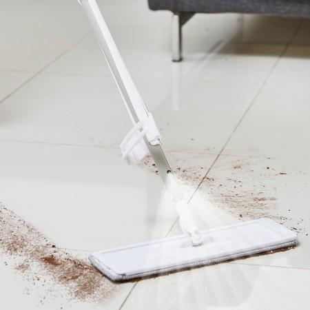 모노클린 스프레이 밀대걸레 청소기+패드2장