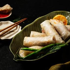 펀쿡 베트남식 미리튀겨진 해물짜조 300g (50gX6) 1+1 이미지
