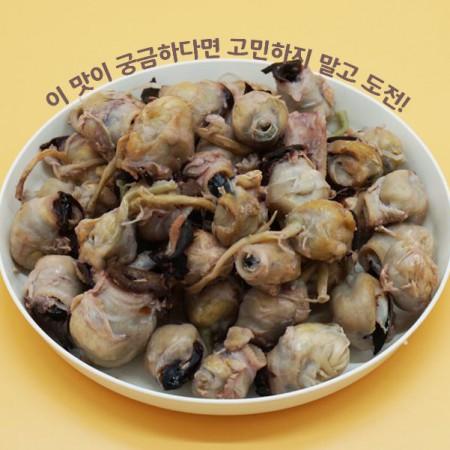 [수평선수산] 오징어입(페루산) 400g 이미지