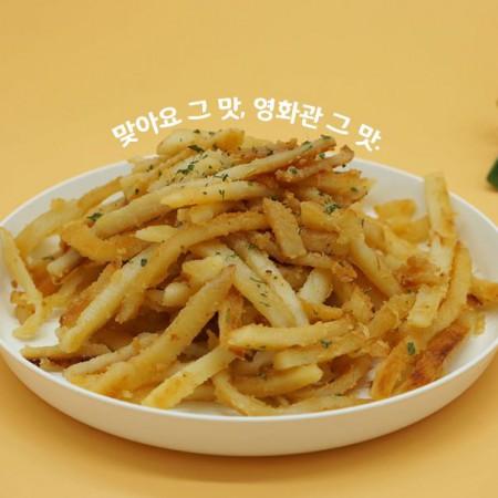 [수평선수산] ★영화관 그 맛!★ 소보로오징어 200g 이미지