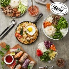 [메콩키친] 월남쌈/양지쌀국수/분짜 외 7종 프리미엄 동남아음식 쿠킹박스! 이미지