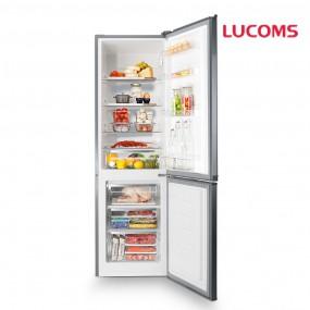 [LUCOMS] 250L 냉장고 상냉장 하냉동(기본설치포함) / RF251K01-S 7/17부터 배송 가능 예정입니다. 이미지