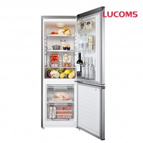 [LUCOMS] 161L 냉장고 상냉장 하냉동(기본설치포함) / F161M1-G 7/17부터 배송가능예정입니다. 이미지
