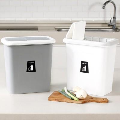 모던데일 걸이형 음식물쓰레기통 M/L SIZE 2종택1